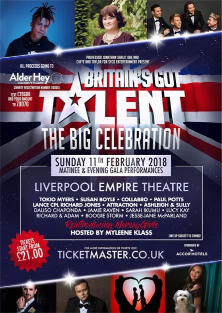 MJY - Britains Got Talent