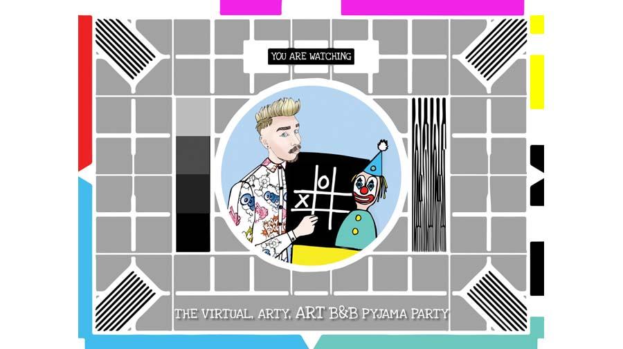 A new commission for ART B&B